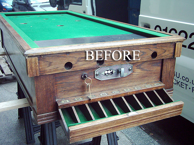 Further Images / Info: Pool Tables Pool Dining Tables Snooker ...