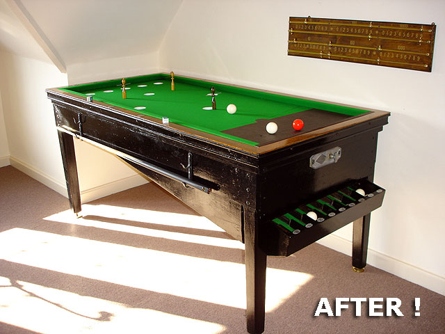 Antique Bar Billiard Tables Table Experts