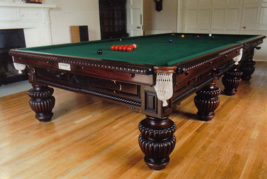 snooker tables pool tables bar billiards hubble sports. Black Bedroom Furniture Sets. Home Design Ideas