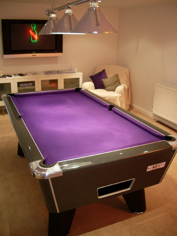 Snooker tables pool tables bar billiards hubble sports - Pool table supplies near me ...